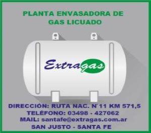 Extra gas corto