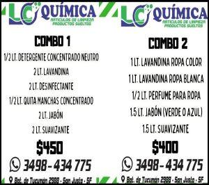 LC quimica 2da Septiembre