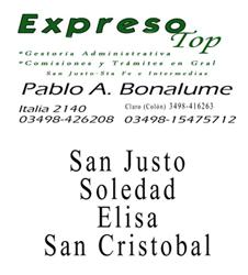 EXPRESO TOP