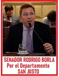 Senador Borla