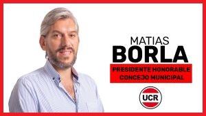 Concejal Borla