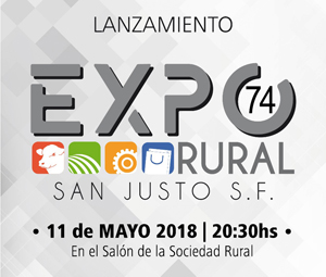 EXPO RURAL 2018 BANNER