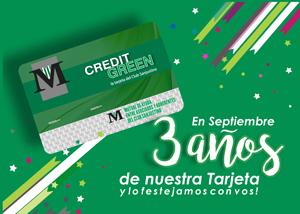 credit green sept 2019