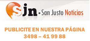 SAN JUSTO NOTICIAS PUBLICITE