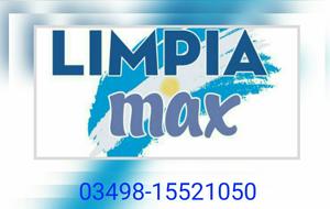 LIMPIA MAX